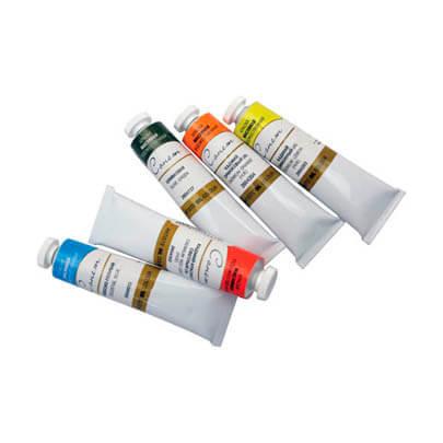 «Сонет» масляные краски в тубах